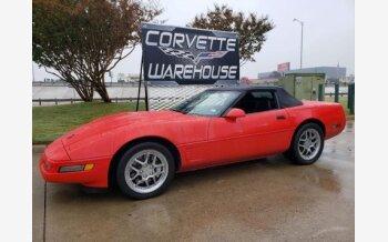 1996 Chevrolet Corvette Convertible for sale 101237133