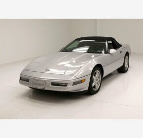 1996 Chevrolet Corvette Convertible for sale 101190048