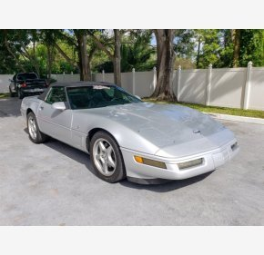 1996 Chevrolet Corvette Convertible for sale 101199518