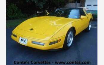 1996 Chevrolet Corvette Coupe for sale 101212854