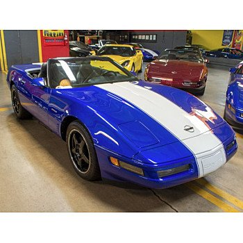 1996 Chevrolet Corvette Convertible for sale 101220039