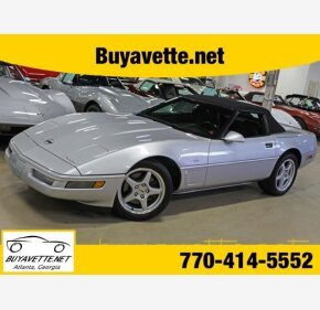 1996 Chevrolet Corvette for sale 101332280