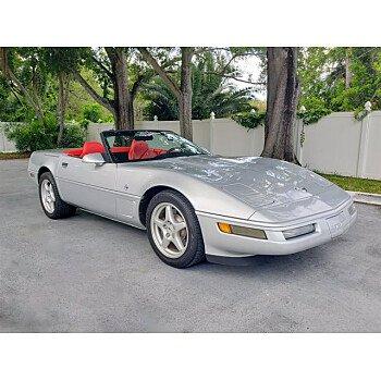 1996 Chevrolet Corvette for sale 101382758