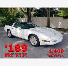 1996 Chevrolet Corvette Coupe for sale 101441723