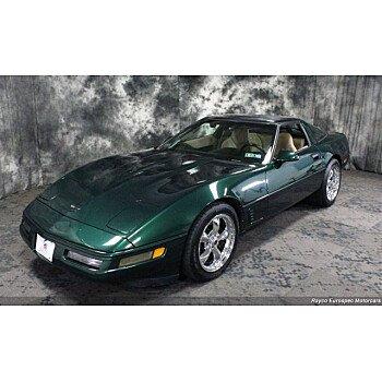 1996 Chevrolet Corvette for sale 101502074