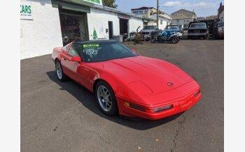 1996 Chevrolet Corvette for sale 101606038