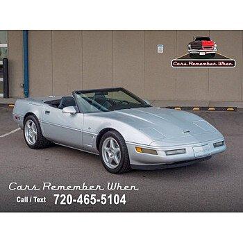 1996 Chevrolet Corvette for sale 101622955
