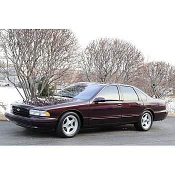 1996 Chevrolet Impala SS for sale 101094804