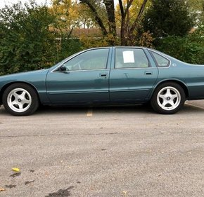 1996 Chevrolet Impala SS for sale 101048529