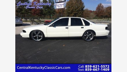 1996 Chevrolet Impala SS for sale 101064430