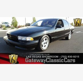 1996 Chevrolet Impala SS for sale 101065523