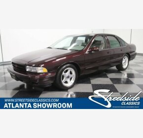 1996 Chevrolet Impala SS for sale 101100706