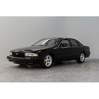 1996 Chevrolet Impala SS for sale 101166970