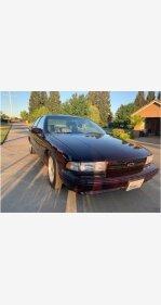 1996 Chevrolet Impala for sale 101340935