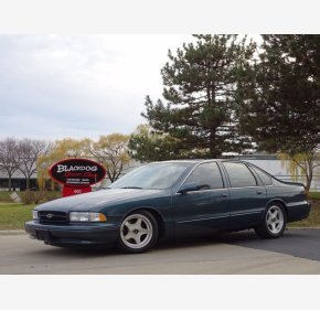 1996 Chevrolet Impala SS for sale 101411991