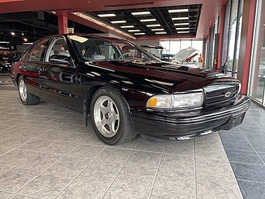 1996 Chevrolet Impala SS for sale 101536730