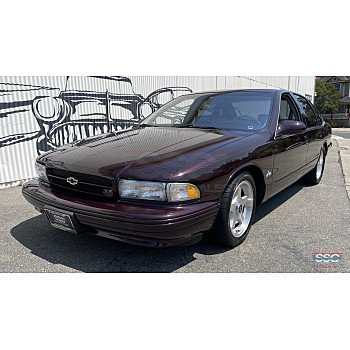 1996 Chevrolet Impala SS for sale 101579116