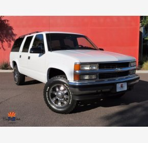 1996 Chevrolet Suburban for sale 101432676