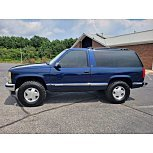 1996 Chevrolet Tahoe for sale 101577544