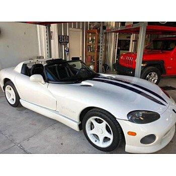 1996 Dodge Viper for sale 101056280
