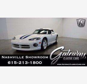 1996 Dodge Viper for sale 101426154