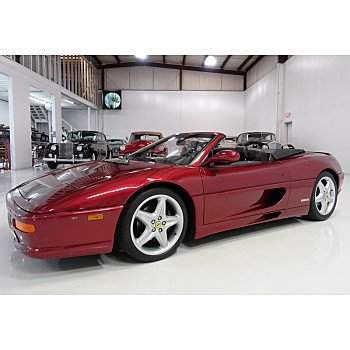 1996 Ferrari F355 Spider for sale 101032220