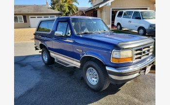 1996 Ford Bronco for sale 101440990