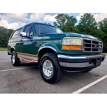 1996 Ford Bronco Eddie Bauer for sale 101597055