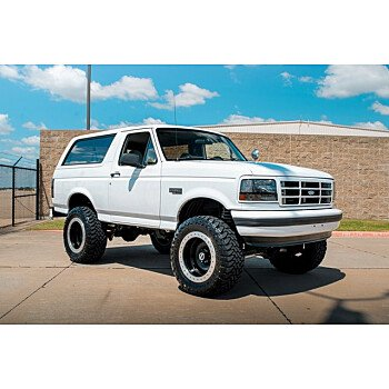 1996 Ford Bronco for sale 101603321