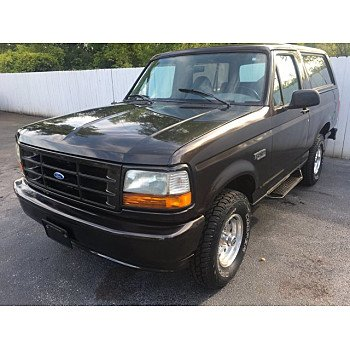 1996 Ford Bronco XLT for sale 101608397