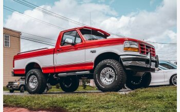 1996 Ford F150 4x4 Regular Cab for sale 101485084