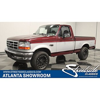 1996 Ford F150 for sale 101597631