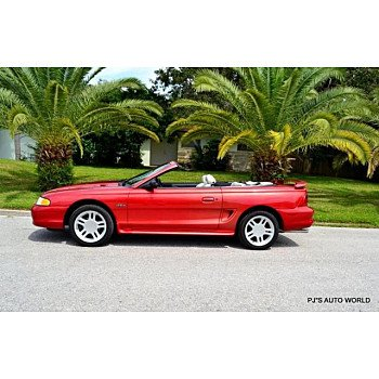 1996 Ford Mustang GT Convertible for sale 100909485