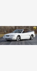 1996 Ford Mustang Cobra Convertible for sale 101089649