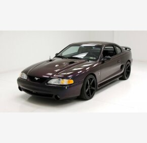 1996 Ford Mustang Cobra Coupe for sale 101159504