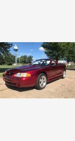 1996 Ford Mustang Cobra Convertible for sale 101249693