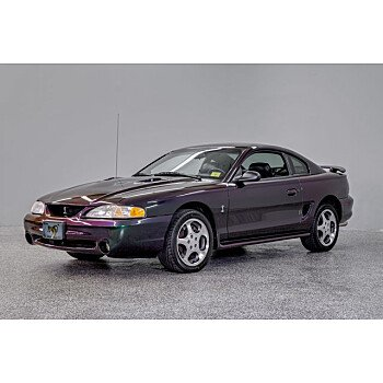 1996 Ford Mustang Cobra Coupe for sale 101461218