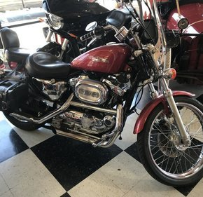 1996 Harley-Davidson Sportster for sale 200940210