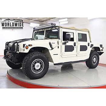 1996 Hummer H1 4-Door Open Top for sale 101397988