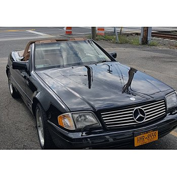 1996 Mercedes-Benz SL500 for sale 101022283