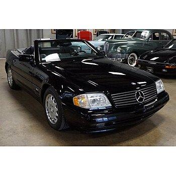 1996 Mercedes-Benz SL600 for sale 101476991