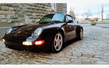 1996 Porsche 911 Carrera 4S for sale 101321290