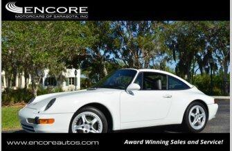 1996 Porsche 911 Targa for sale 101121997