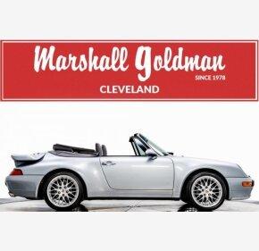 1996 Porsche 911 Cabriolet for sale 101326721