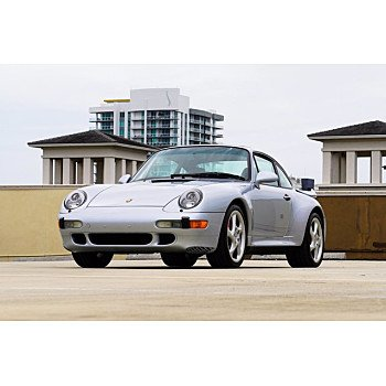 1996 Porsche 911 Turbo Coupe for sale 101592706