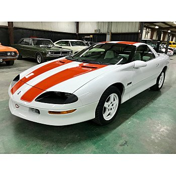 1997 Chevrolet Camaro Z28 Coupe for sale 101109477
