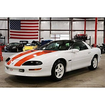 1997 Chevrolet Camaro Z28 Coupe for sale 101083042