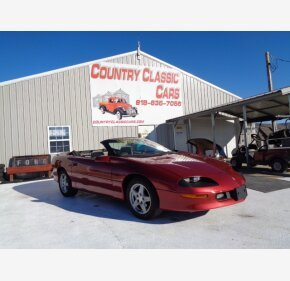 1997 Chevrolet Camaro for sale 101222972
