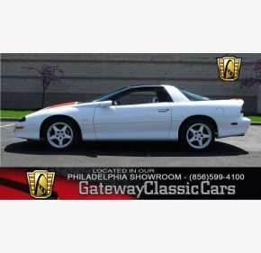 1997 Chevrolet Camaro Z28 Coupe for sale 100982277