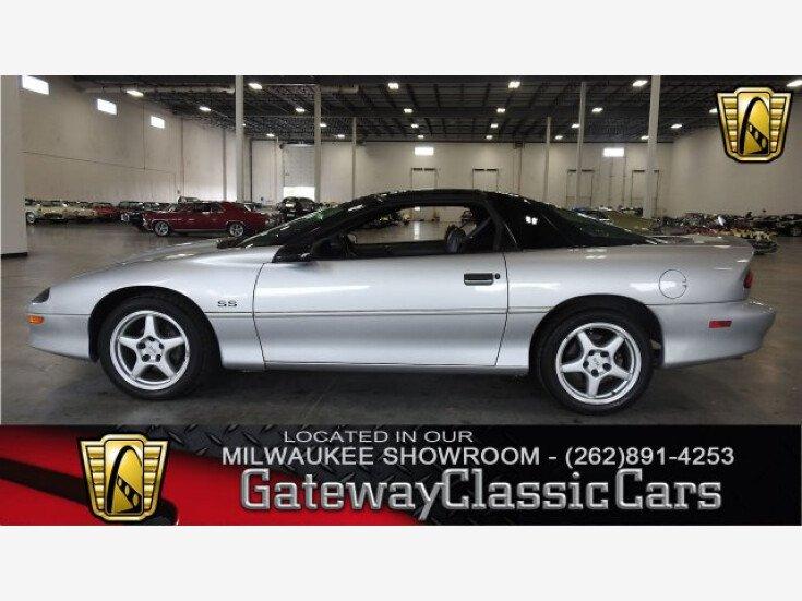 1997 Chevrolet Camaro Z28 Coupe For Sale Near O Fallon